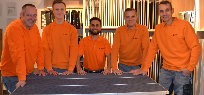 Unser Team von Fliesen Krengel