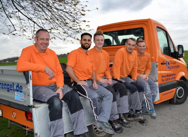 Das Team von Fliesenstudio Krengel