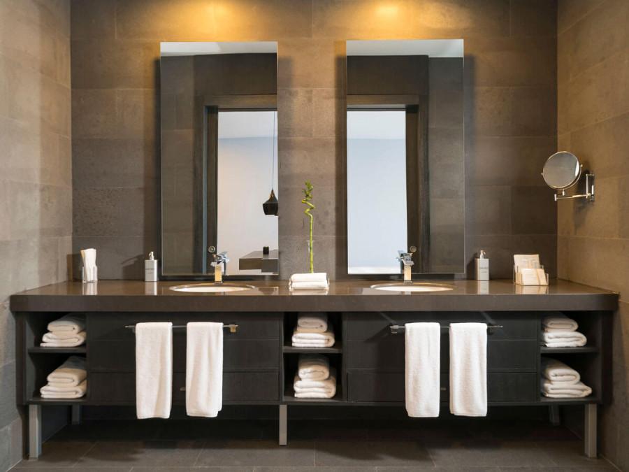Modern, minimalistisch und klar.