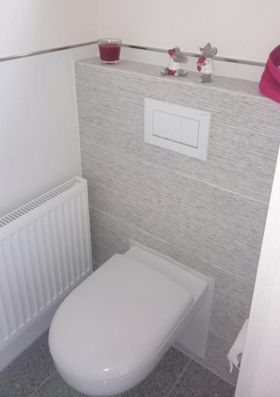 Modernes, kleines Gäste-WC