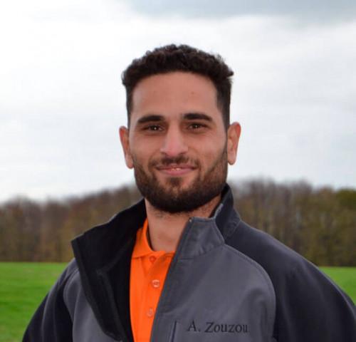 Portrait Ahmad ZouZou